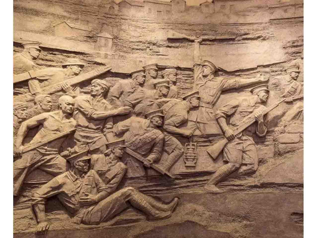 浮雕厂家 泉州鼎尚石业供应