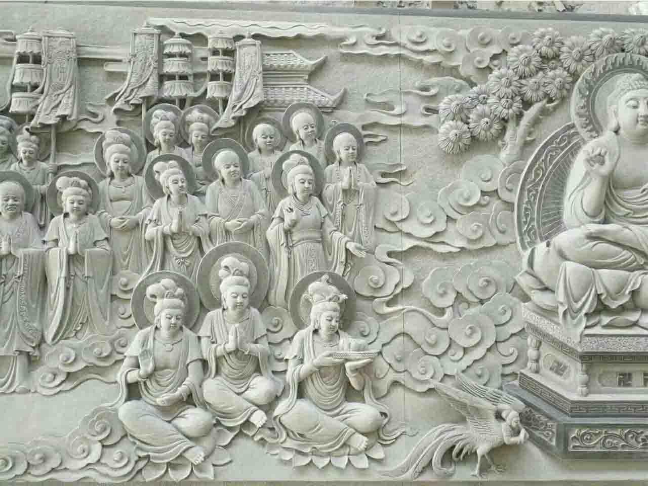 山东浮雕厂 泉州鼎尚石业供应
