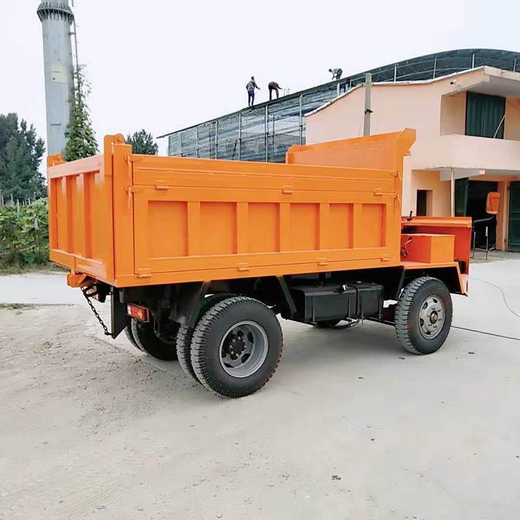 福建8吨后驱矿用四不像车 济宁久征工程机械供应