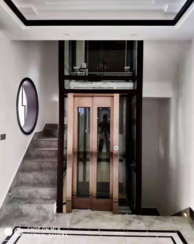 吴中区小型别墅电梯,别墅电梯