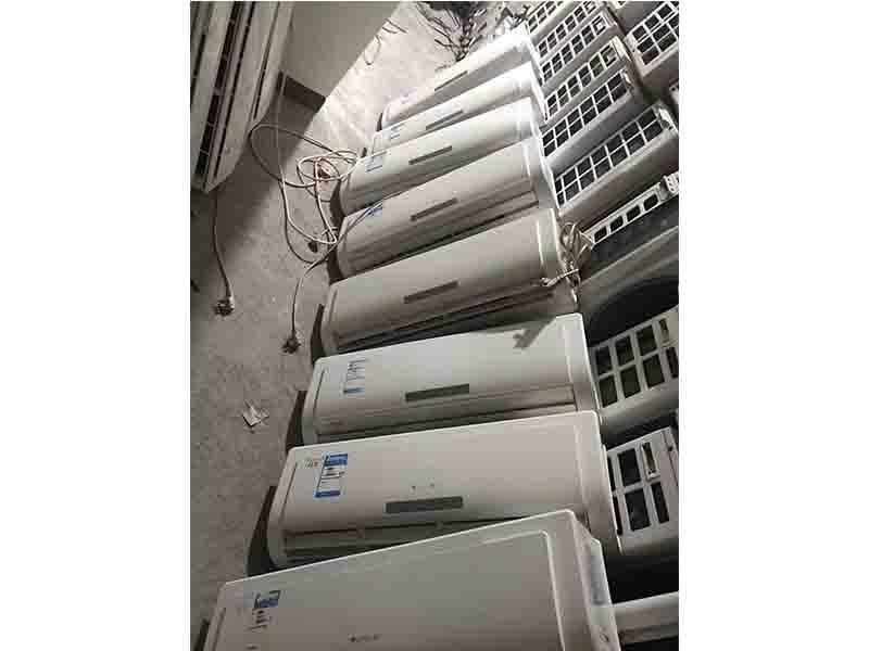 旧空调收购热线「晋江市罗山黄振虎旧货供应」