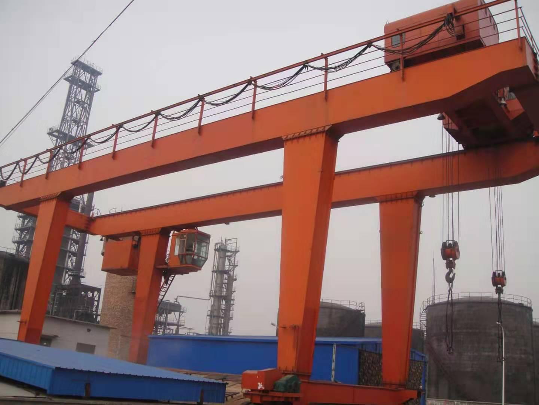 广西桥梁龙门吊商家 泰安益腾起重机械供应