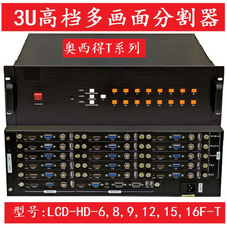 HDMI16下载捕鱼达人分割器推薦廠家「深圳市奧西得電子供應」