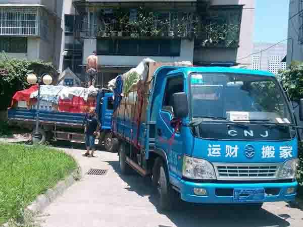 遂宁市专业居民搬家怎么收费 贴心服务 船山区运财家政服务供应