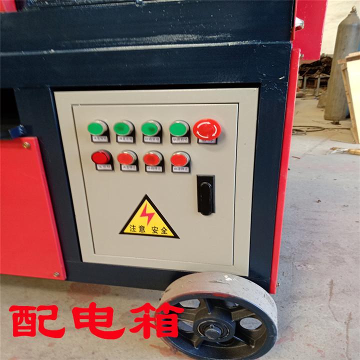 四川建筑钢管调直除锈刷漆机 任县中泰机械厂供应