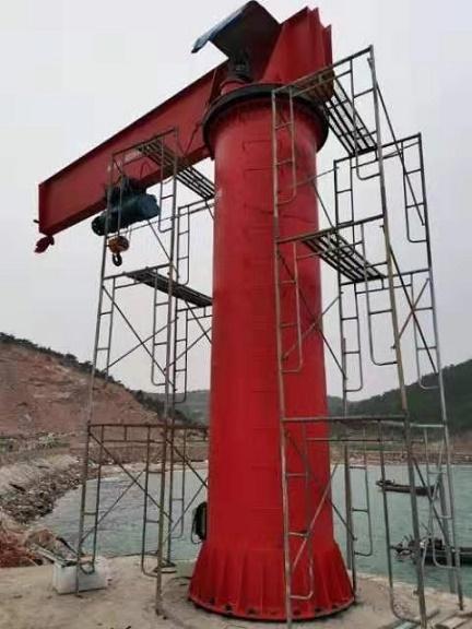 江西5吨旋臂吊价格 泰安益腾起重机械供应