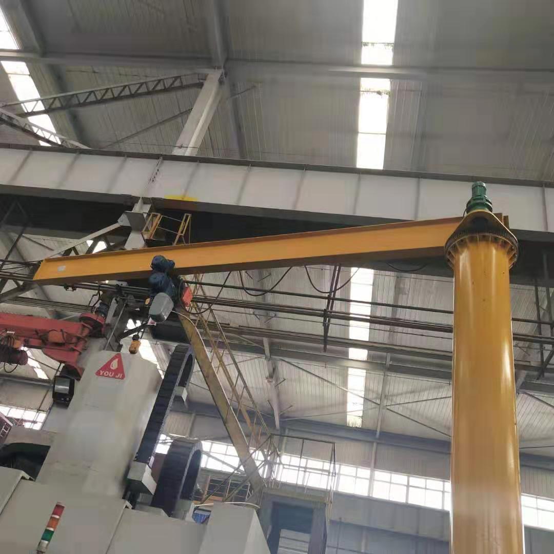 宁夏小型单臂吊品牌企业 泰安益腾起重机械供应