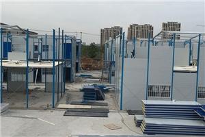 颍东区框架钢构厂房联系方式 服务为先 安徽锦顺钢构供应