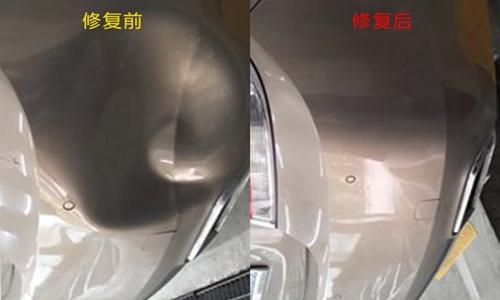 贵安新区汽车漆面划痕修复多少钱,修复