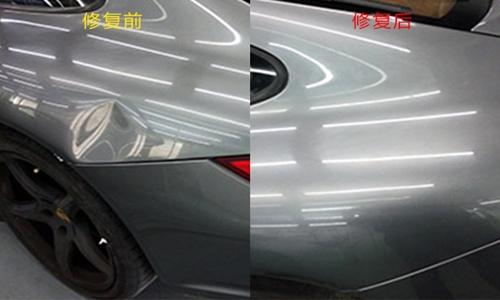 观山湖区汽车刮痕修复中心,修复