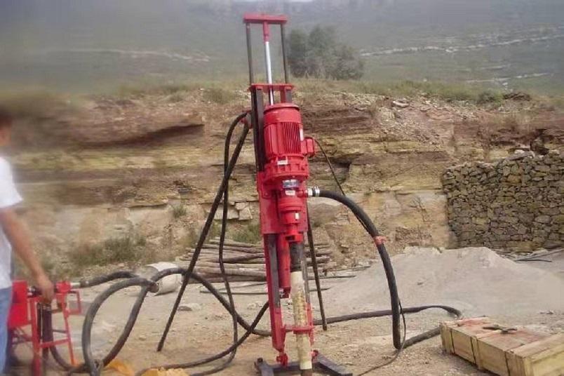 安阳开山钻机厂家「河南冠阳机械设备供应」