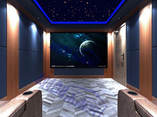 上海私人影院定制隔音聲學設備哪家公司好 和諧共贏 上海樹創智能科技供應