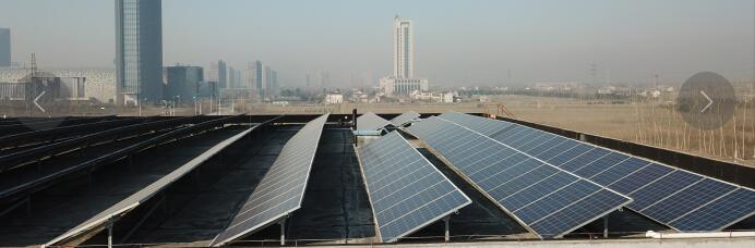 姜堰区太阳能电站安装「江苏启晶光电科技供应」