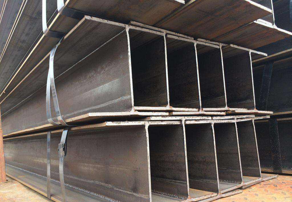 中山欧标H型钢现货 欢迎来电 永浩供