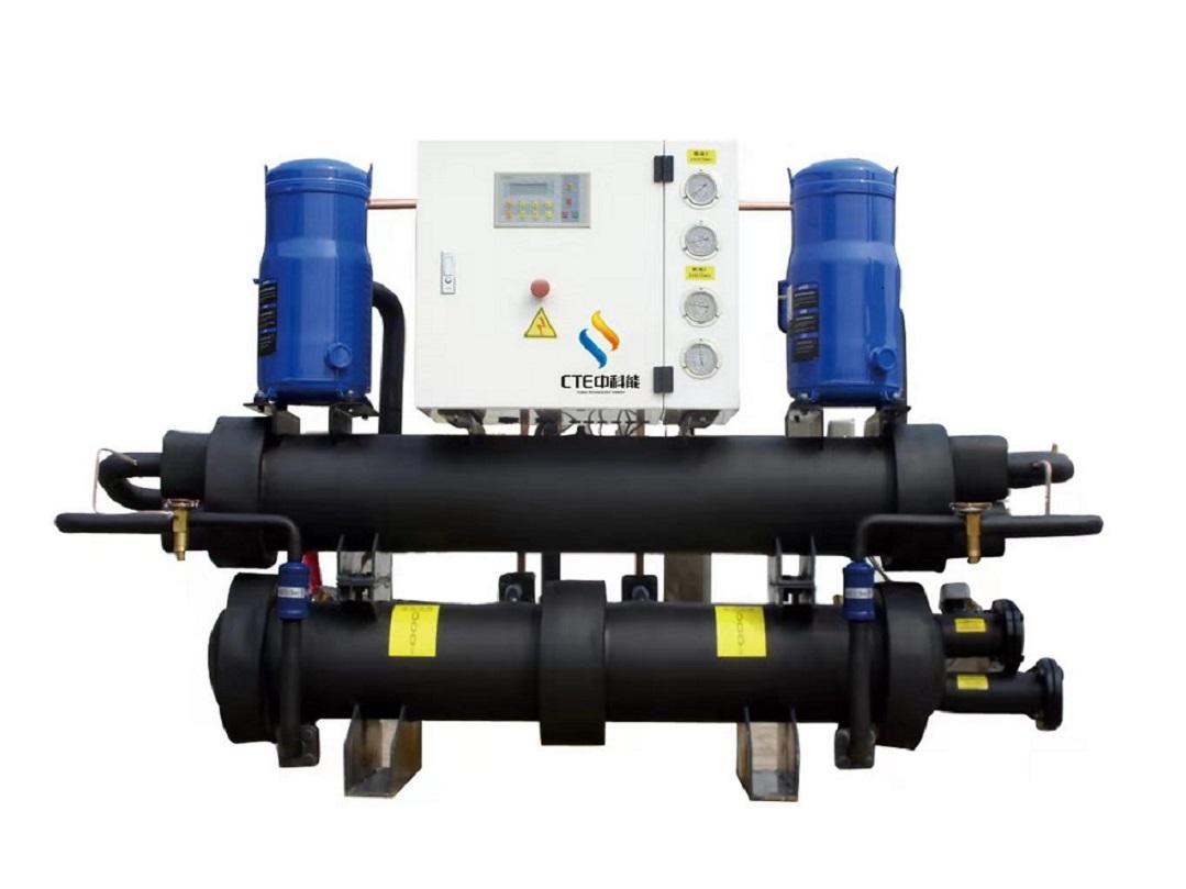 周口大众浴池污水源热泵设备,污水源热泵