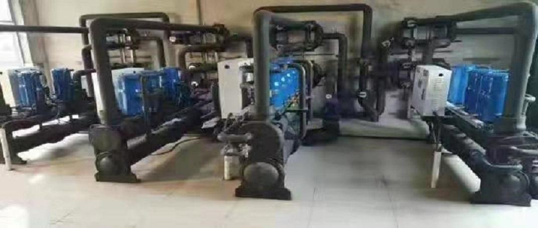 新乡污水源热泵,污水源热泵