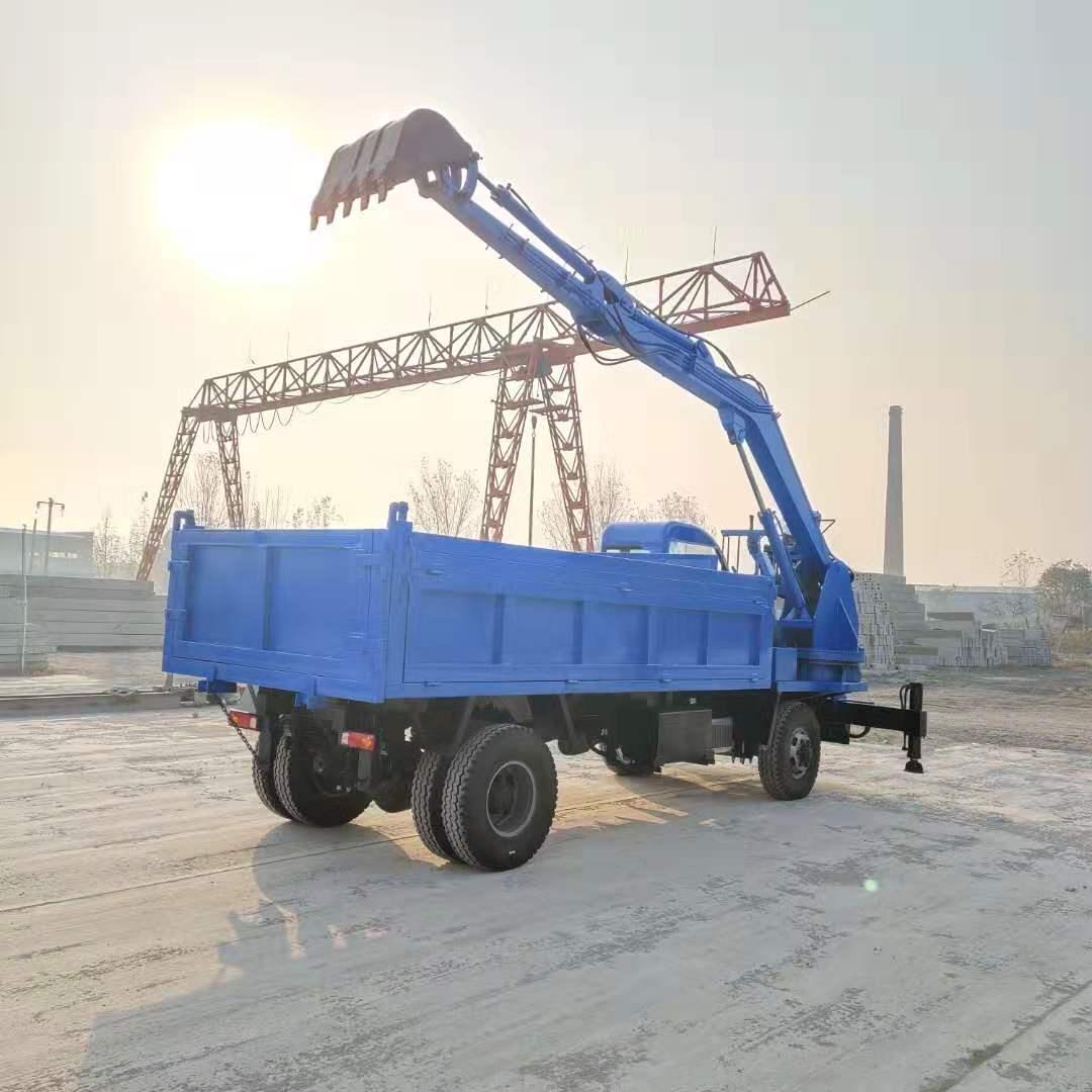 重庆现货随车挖 值得信赖 济宁市恒泰源工程机械供应