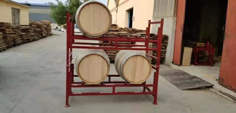 山東進口橡木桶定做 推薦咨詢「高密瑞鵬木業供應」