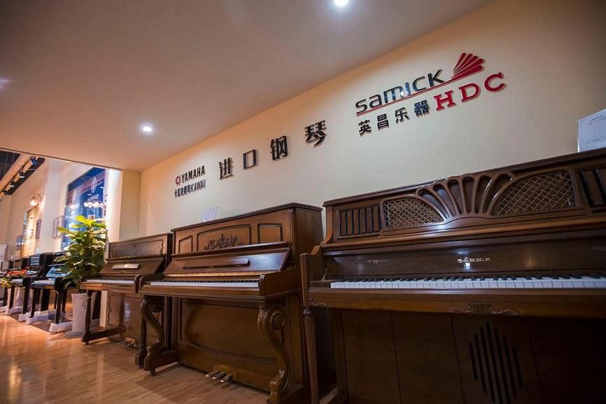 老城区进口钢琴市场,钢琴