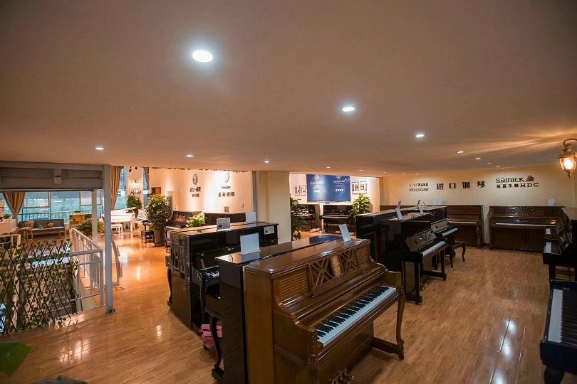 涧西区哪里买钢琴,钢琴