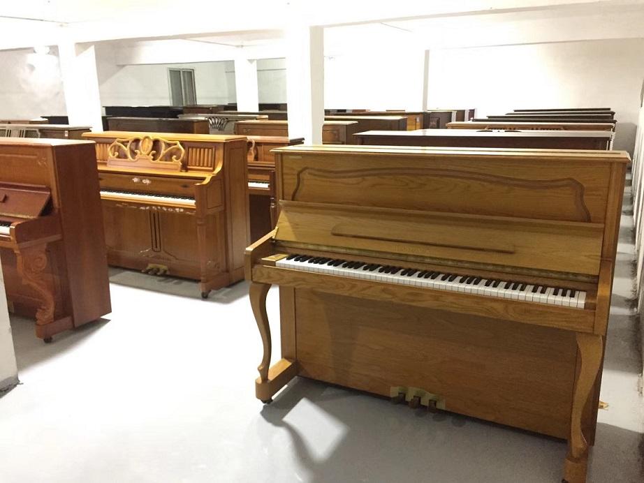 洛阳哪里买二手钢琴「洛阳四五度乐器供应」