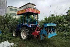 吉林高产量花生播种机优质商家 欢迎咨询 河源市李旭农业机械设备供应