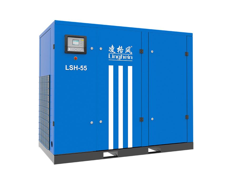 河南知名油冷永磁空压机推荐厂家 创新服务 上海凌格风气体技术供应