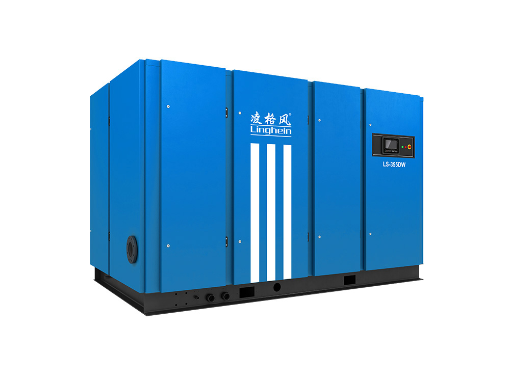 浙江油冷永磁油冷永磁空压机报价 服务为先 上海凌格风气体技术供应