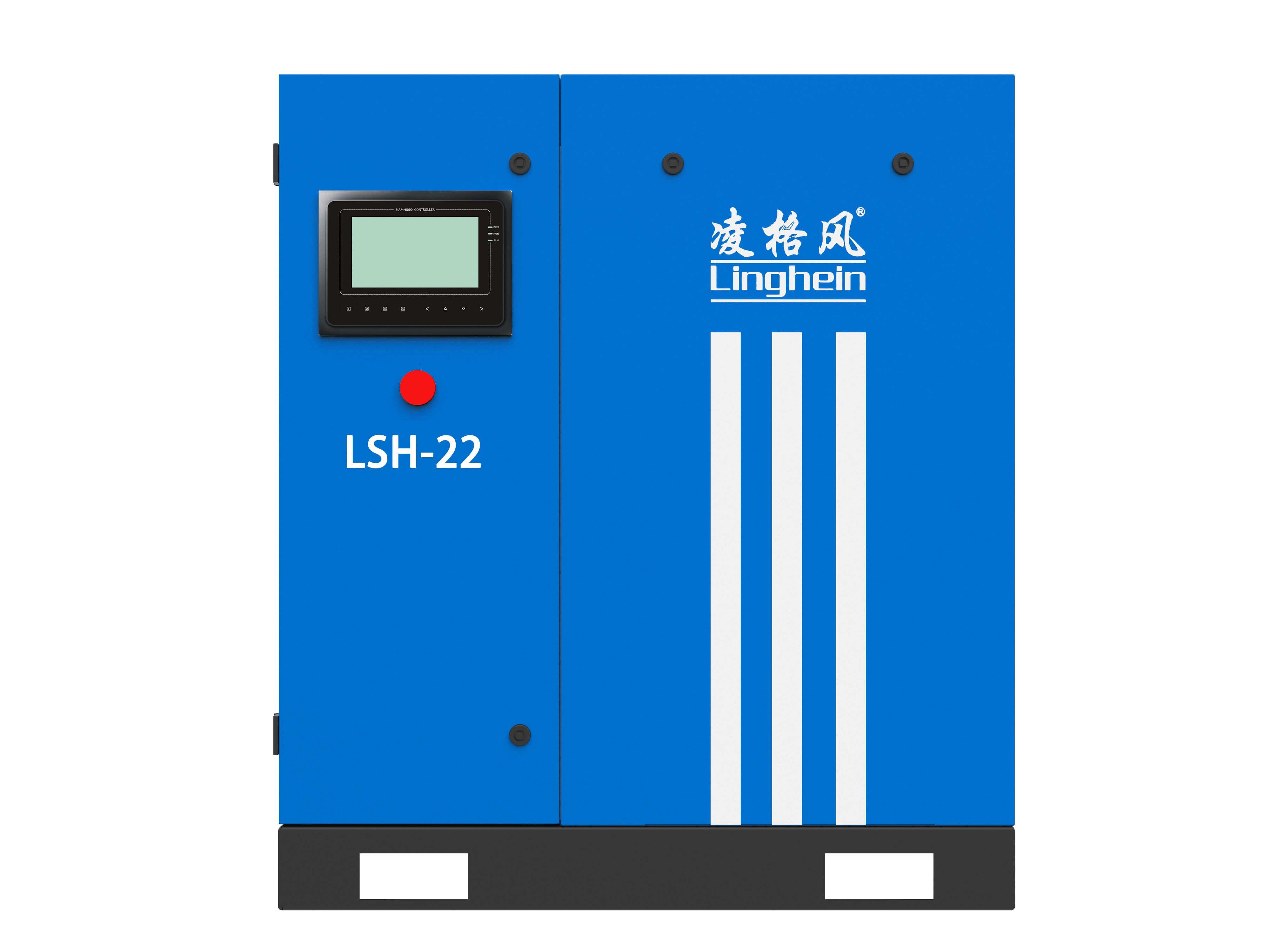 湖北知名油冷永磁空压机工作原理 推荐咨询 上海凌格风气体技术供应