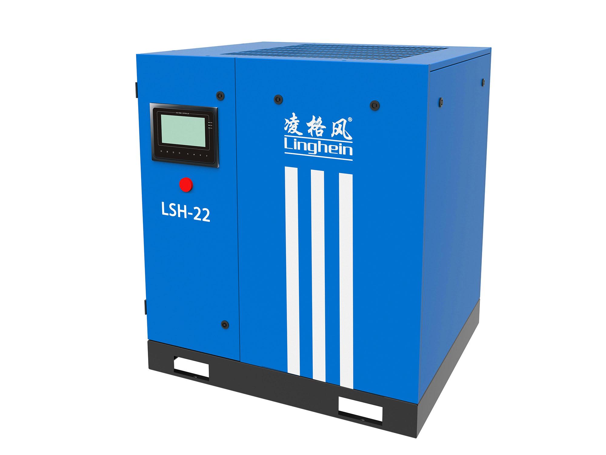 天津变频油冷永磁空压机怎么选 值得信赖 上海凌格风气体技术供应