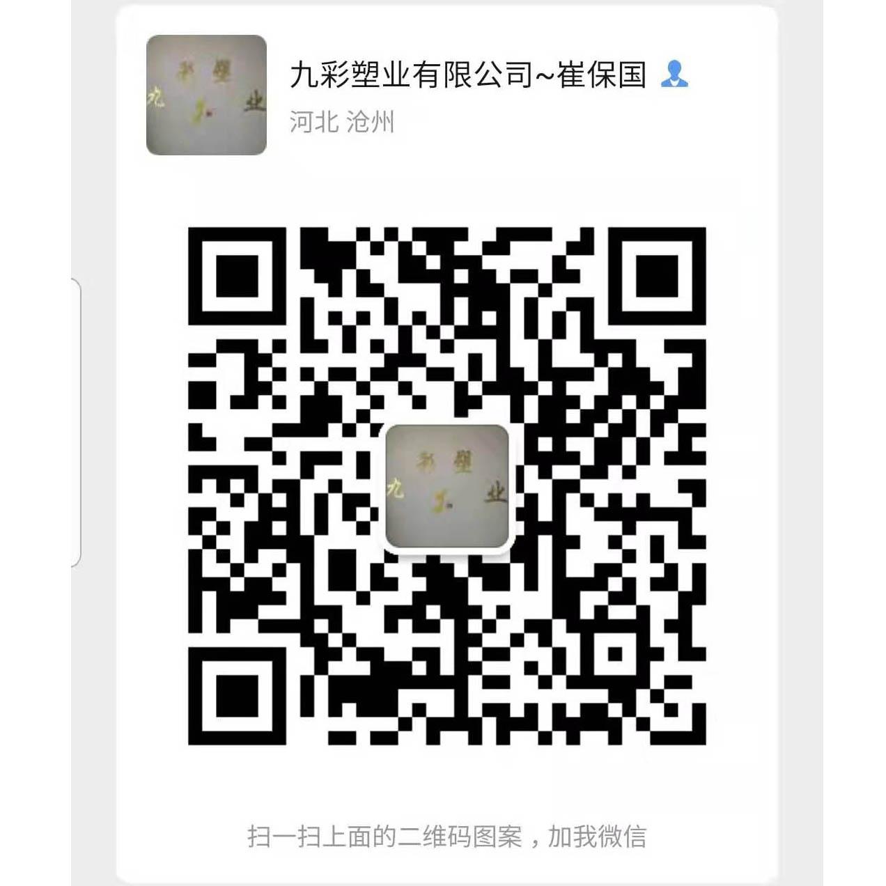 东光县九彩塑业有限公司