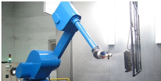 工业喷涂机器人销售厂家 苏州启川机器人科技供应