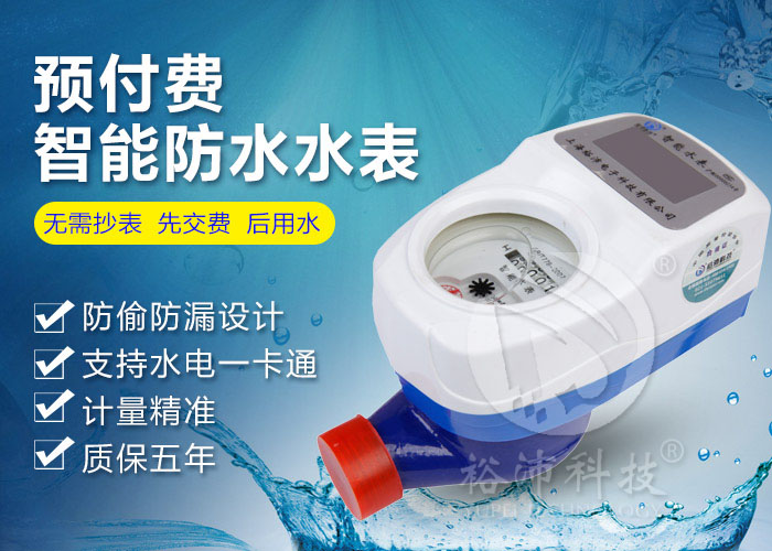 陕西纯净水水表便宜 上海裕沛电子科技供应