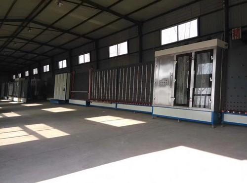 青海中空玻璃生产线销售价格,中空玻璃生产线