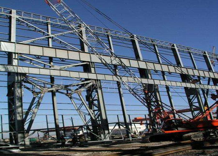 云南钢结构施工,钢结构