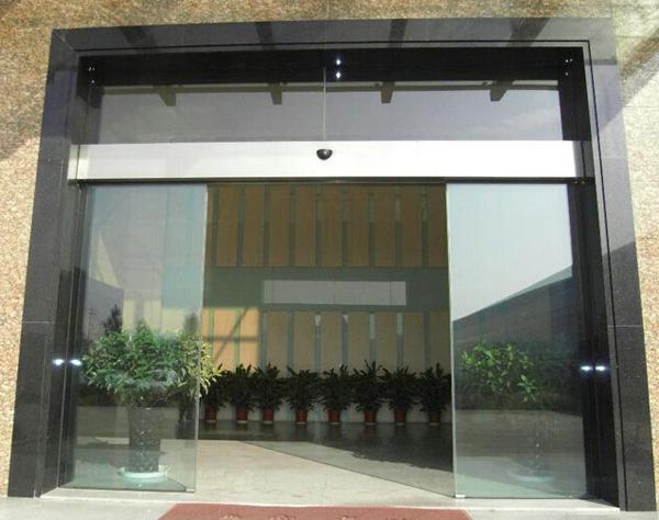 固鎮雷達感應門怎么安裝 值得信賴 蚌埠市宏潤門窗供應