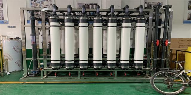 枣庄市维修净化水工程特点 值得信赖 山东鸿方圆环保科技供应