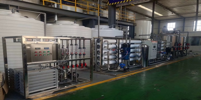 江苏品牌实验室超纯水设备性价比高 推荐咨询 山东鸿方圆环保科技供应