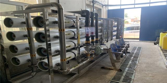 青岛市附近软化水设备哪里好 值得信赖 山东鸿方圆环保科技供应
