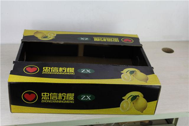 青阳水果礼品盒定制 淄博圣伦包装制品供应