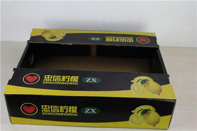 淄川区彩印纸箱厂家 淄博圣伦包装制品供应