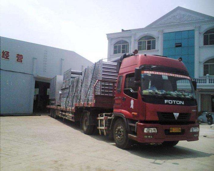 南通到沧州市零单运输,南通到