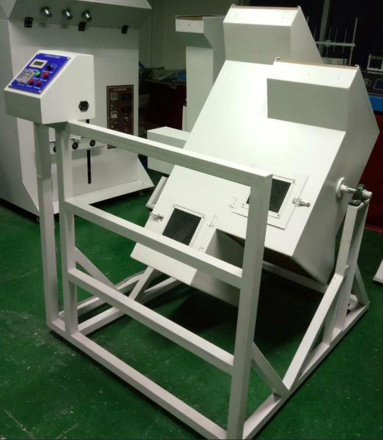 Double-wing drop test machine manufacturers