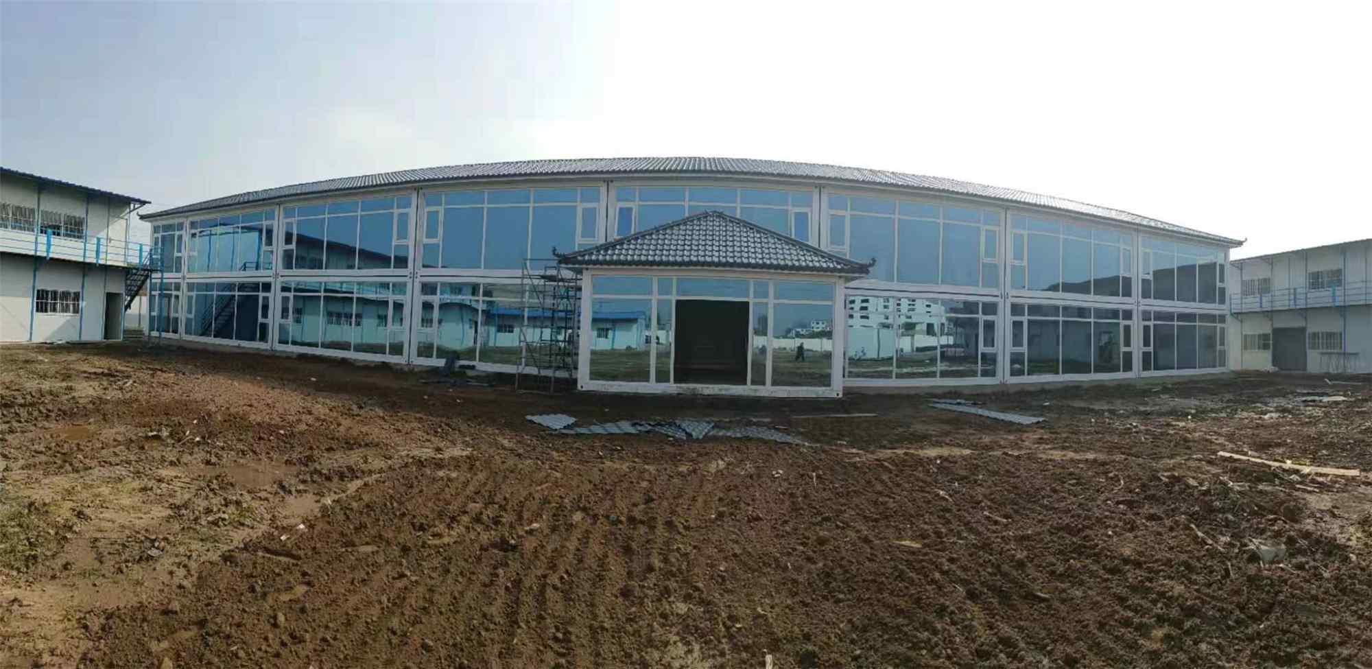 亳州保温钢构厂房每平方价格,钢构厂房