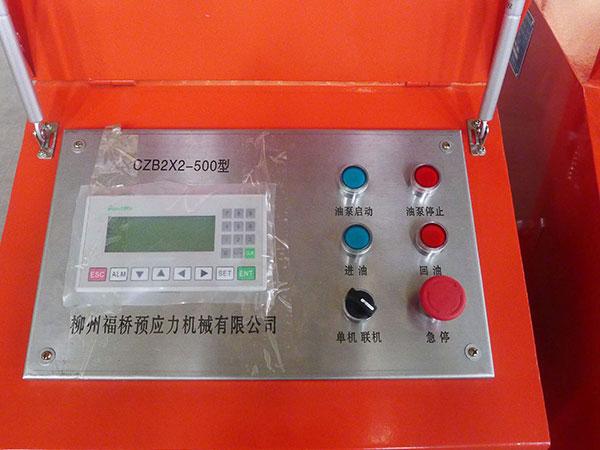 武威智能张拉设备怎么用 来电咨询 福桥预应力供应