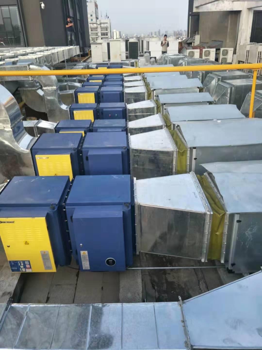 三门峡工业除尘 创新服务 河南瑞昇通风设备供应