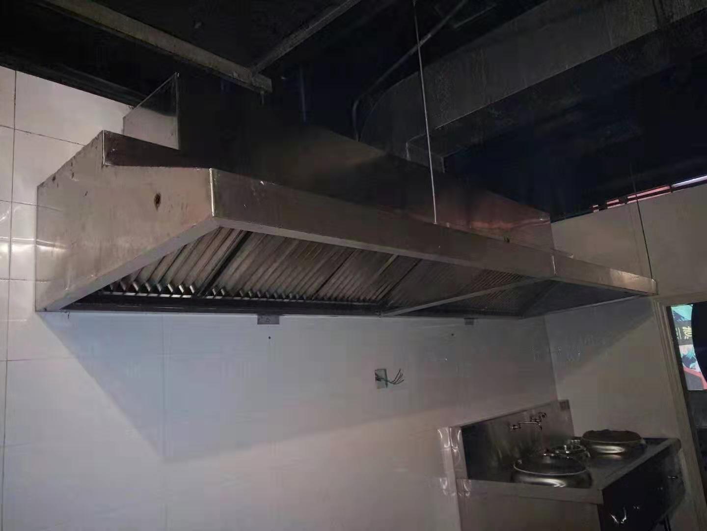 河南学校排油烟安装 和谐共赢 河南瑞昇通风设备供应