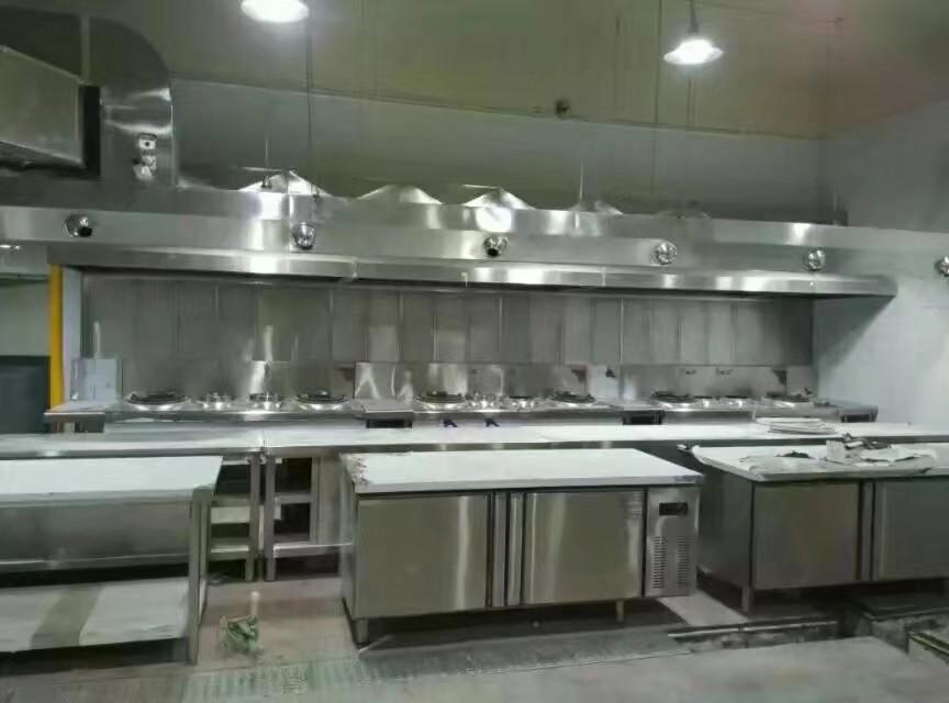 商丘酒店厨房排油烟系统 创造辉煌 河南瑞昇通风设备供应