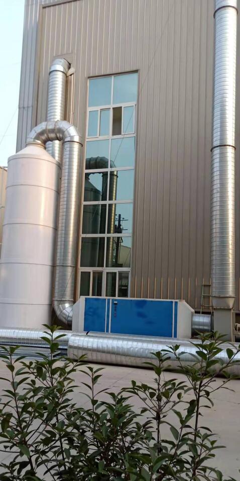 濮阳食堂排油烟管道安装 服务为先 河南瑞昇通风设备供应