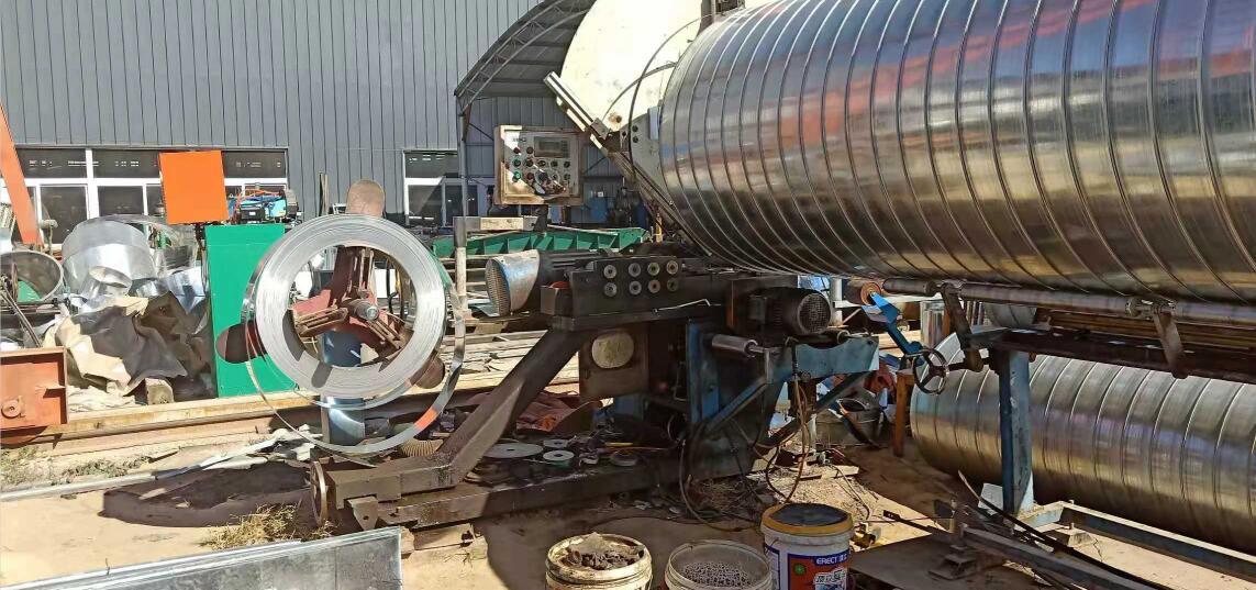 西安通风排油烟管道价格 诚信为本 河南瑞昇通风设备供应